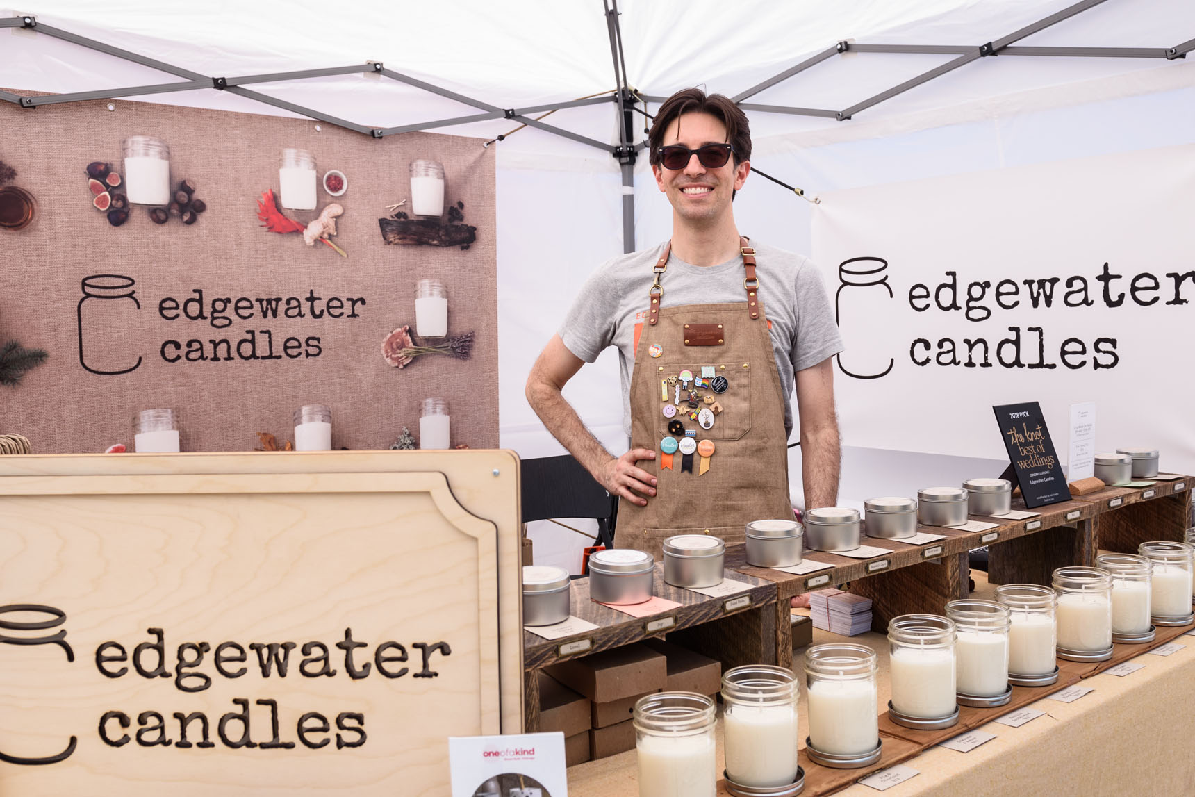 EdgeFest 2018 by the Edgewater Chamber of Commerce - Event Photography by Michael Courier