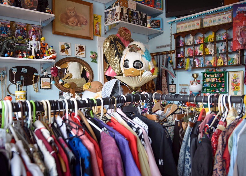 Vintage Stores in Chicago