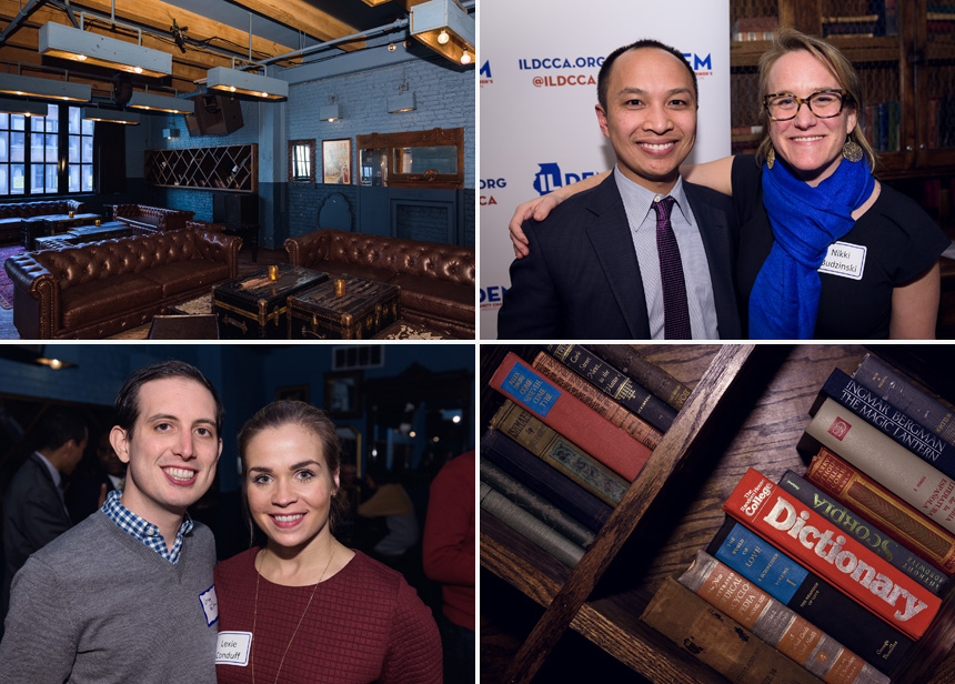 The Illinois Democratic County Chairman's Association (IDCCA) hosted their annual reception in Chicago on March 16, 2017 at the Hubbard Inn - Event Photography by Michael Courier