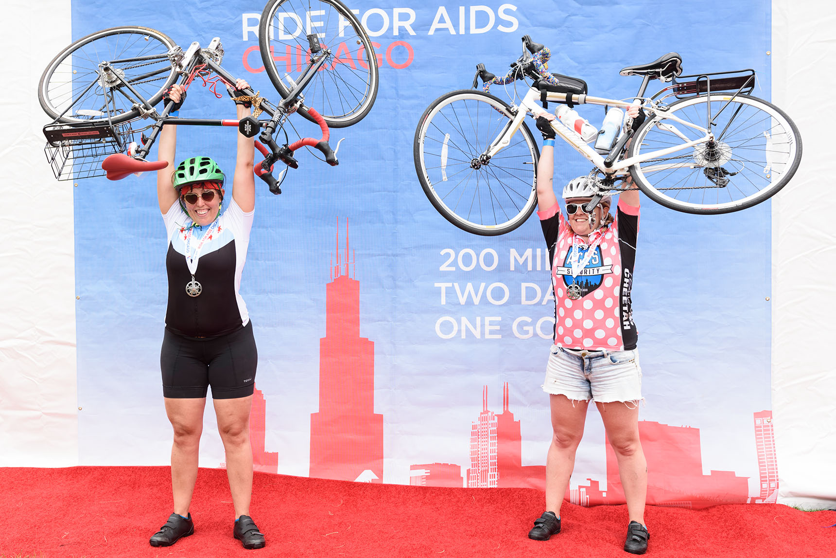 TPAN 2017 Ride for Aids Chicago - Event Photography by Michael Courier Photography
