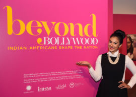Beyond Bollywood at The Field Museum - Speaking event with the Indo-American Heritage Museum - Event photography by Michael Courier Photography