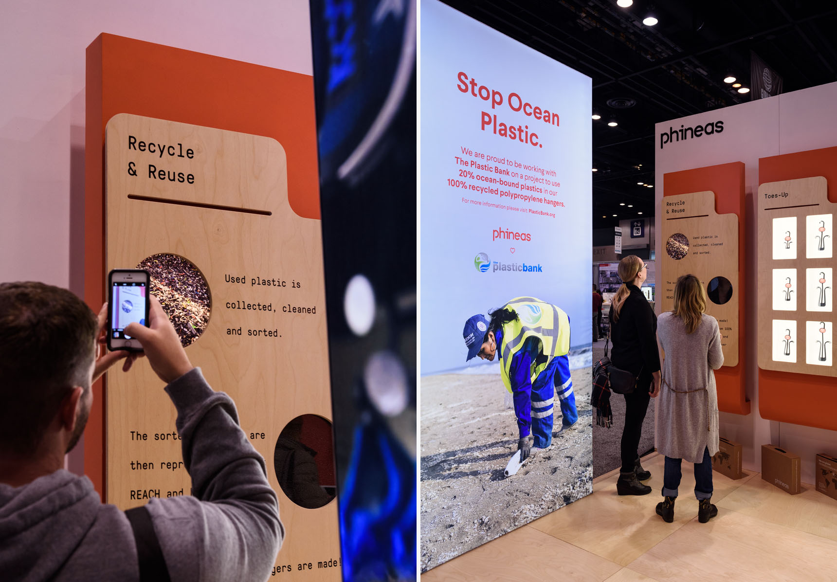 Global Shop 2018 Trade Show with the Phineas Group - Chicago Event Photography by Michael Courier